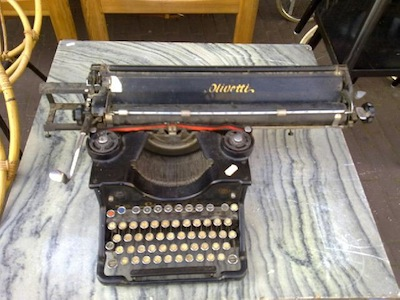 Typemachine Olivetti
